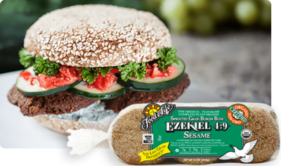 Food For Life - Ezekiel Burger Sprout Buns