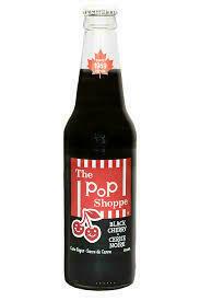 Pop Shoppe - Black Cherry
