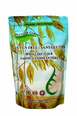 Splendor Garden - Org. GF Whole Wheat Flour