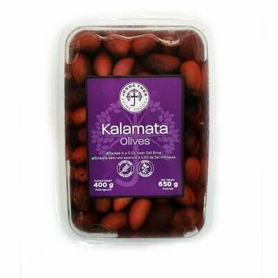 Kalamata Olives (650g)