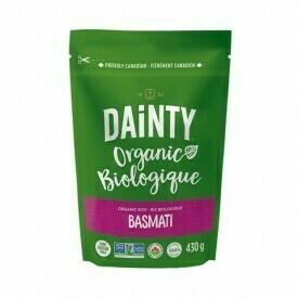 Dainty -Organic Basmati Rice
