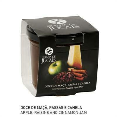 Jam for Cheese - Apple Raisins & Cinnamon