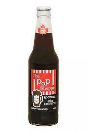 Pop Shoppe - Root Beer