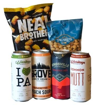 Beer & Snacks