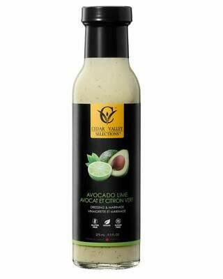 Cedar Valley - Avocado Lime Dressing