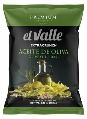 el Valle - Himalayan Salt Olive Oil Chips