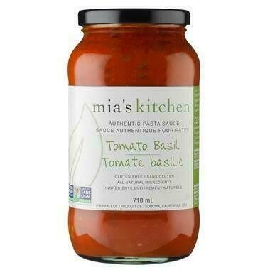Mia's Kitchen - Tomato Basil  710ml