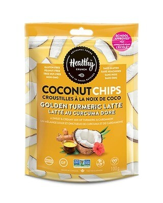 Healthy Crunch - Coconut Chips