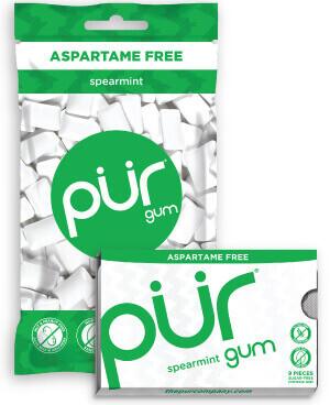 PUR Gum - Spearmint
