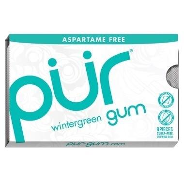 PUR Gum - Wintergreen
