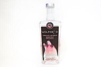 Wolfhead - Grapefruit Vodka 750ml