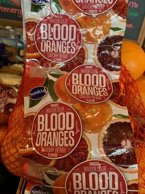 Blood Oranges (2lb bags)