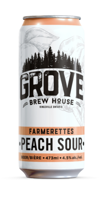 Grove - Farmerette Peach Sour