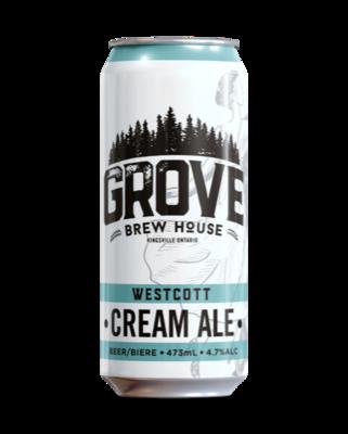 Grove - Westcott Cream Ale