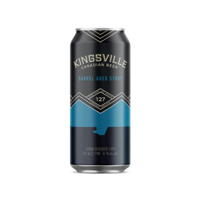 Kingsville Brewery - Barrel Aged Stout
