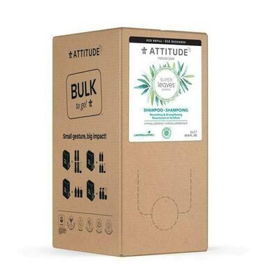 Attitude - Shampoo  Nourishing & Strengthening  2ltr