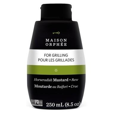 Maison Orphee - Horseradish Mustard  250ml