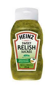 Heinz - Relish Squeeze  375ml
