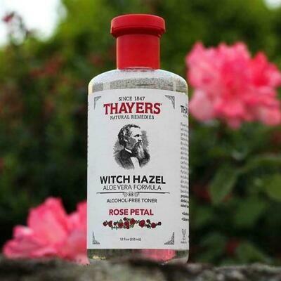 Thayers - Facial Toner (Rose Petal)  Witch Hazel  (355ml)