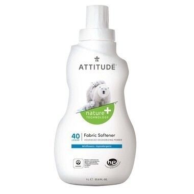 Attitude - Wildflowers Laundry Detergent - 1.05L