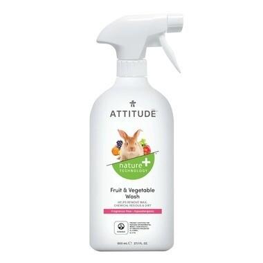 Attitude - Fruit & Vegetable Wash  800ml