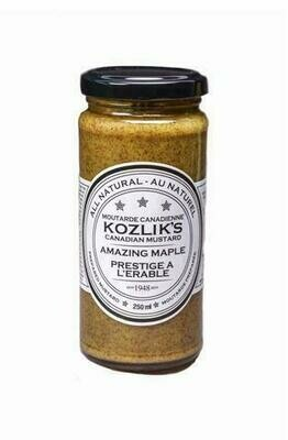Kozlik's - Amazing Maple Mustard