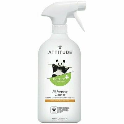 Attitude - All Purose Cleaner  Citrus Zest  800ml