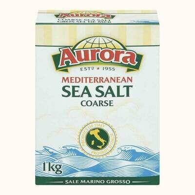 Aurora - Mediterranean Sea Salt Course 1kg
