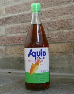Squid Brand - Fish Sauce