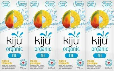 Kiju - Organic Mango Pineapple