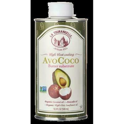 La Tourangella - Avococo Butter substitute 500ml