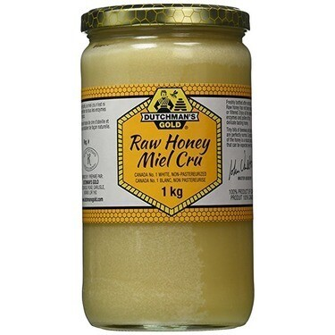 Dutchmans Gold - RAW Honey