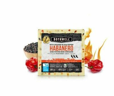 Cheese - Habanero w/Cracked Black Pepper
