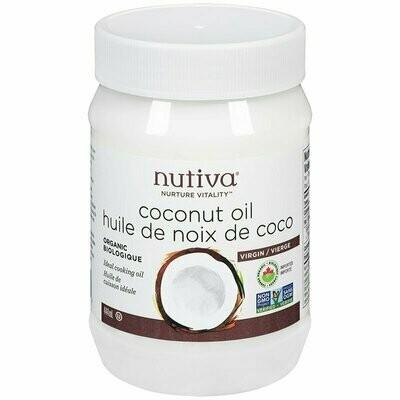 Nutriva - Organic Coconut Oil