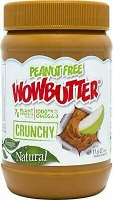 WOWBUTTER  Crunchy