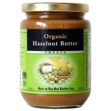 Nuts to You - Hazelnut Butter