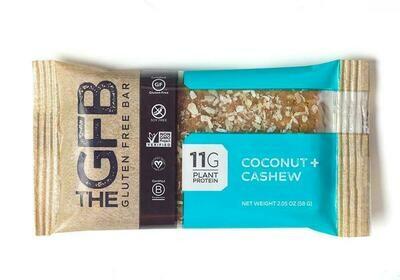 GFB - Coconut Cashew Bar