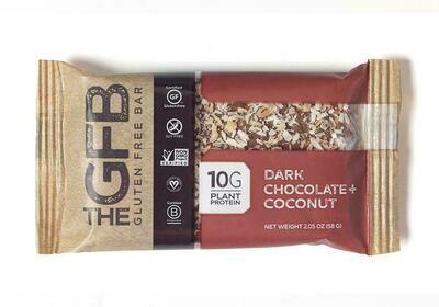 GFB - Dark Chocolate Coconut Bar