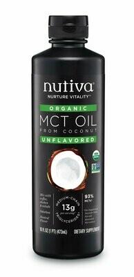 Nutiva - Organic MCT OIL