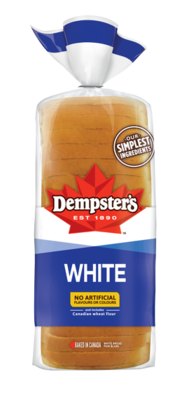 Dempsters - White Sliced