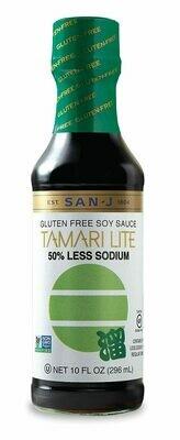 San-J - Green Label - Gluten Free Soy Sauce