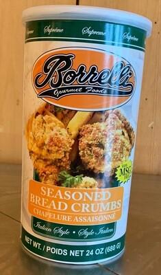 Borrelli - Seasoned Bread Crumbs  680g