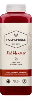 Pulp & Press - Red Monster 473ml