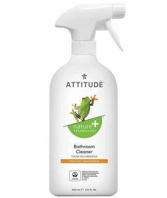 Attitude - Bathroom Cleaner - Citrus Zest 800ml