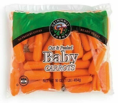 Carrots - Mini 1lb bags (orange)