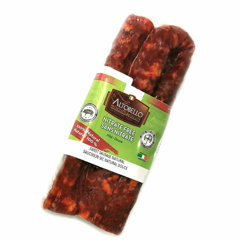 Altobello All Natural Mild Sausage (280g)