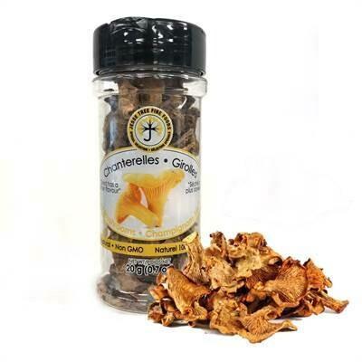 Mushrooms - Dried Chanterelle (14g)