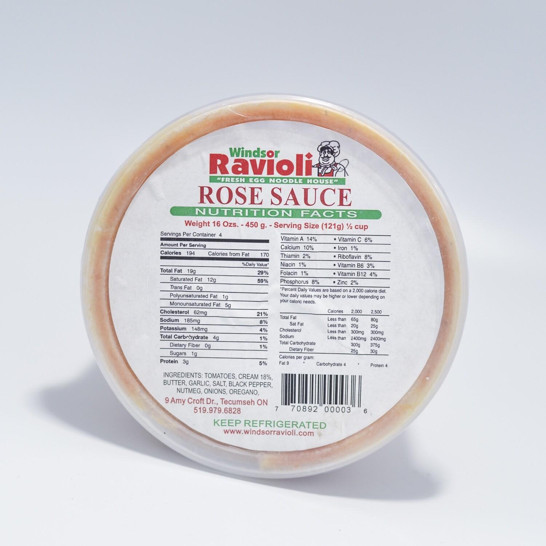 Cara Pasta - Rose Sauce 500ml