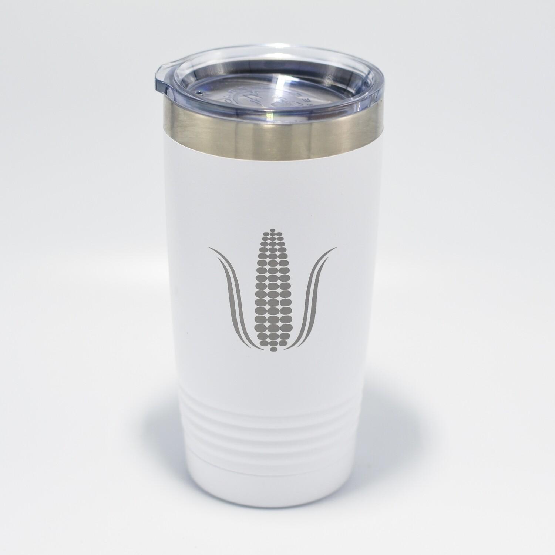 20oz Travel Mug  (White)