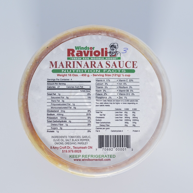 Cara Pasta - Marinara Sauce 500ml
